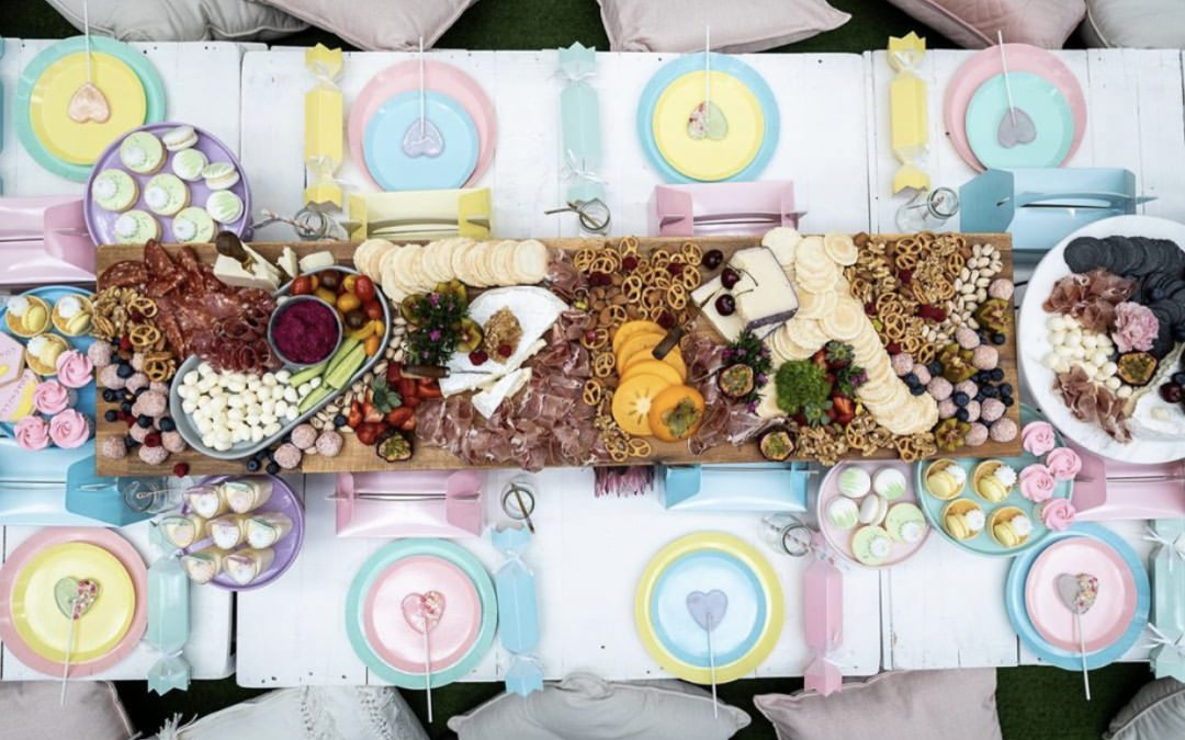 Styling Your Own Grazing Table