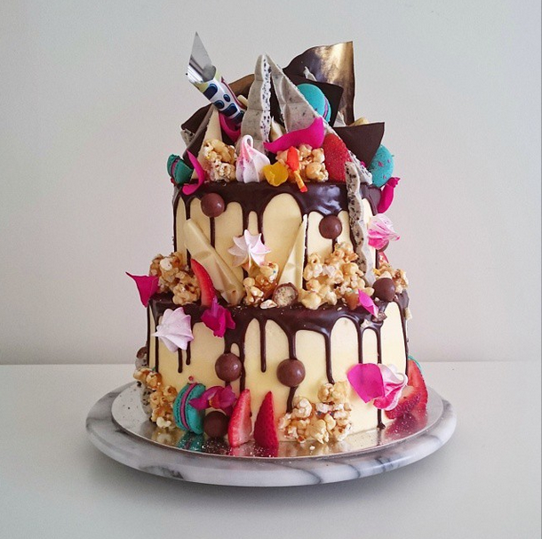 5 Stand-Out Birthday Cakes