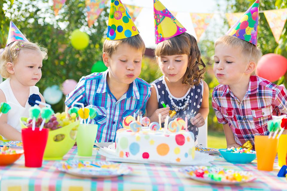 9 Classic Party Games for Kids